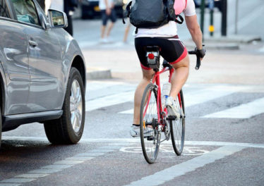 Cyclists and the Irish Law